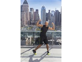FILA Brand Ambassador Shaun T Makes Network Debut