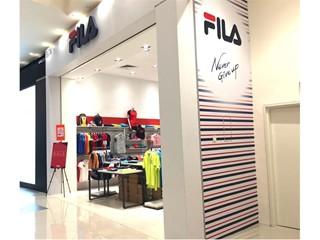 <b>FILA</b> Newsmarket : <b>FILA</b> Opens New Storefront in Malaysia