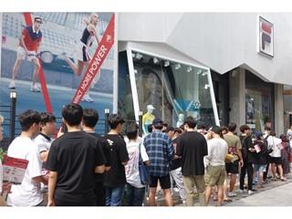"""FILA """"Chungjang-ro Mega Store"""" is Reborn as the """"Heritage Museum"""""""