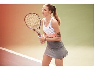FILA Athlete Karolina Pliskova to Wear Game Day Collection for WTA Finals in Singapore