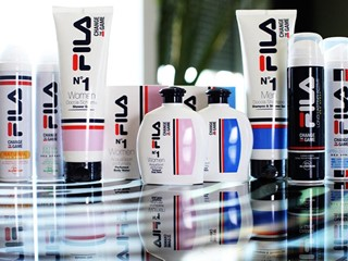 FILA and Coswell Launch Innovative Line of Toiletries for Sport: Change the Game