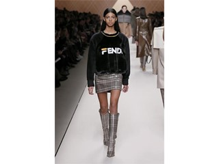 FENDI Collaborates with FILA on a Limited-Edition Capsule Collection for Women and Men