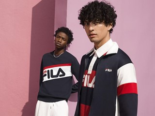 It's fashion time! FILA is back at the Pitti Immagine Uomo