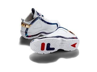 FILA to Debut Limited-Edition Grant Hill 2 Hall of Fame Footwear at ComplexCon