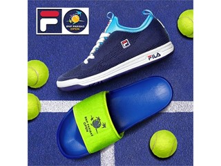 FILA x BNP Paribas Open Limited-Edition Footwear Collaboration Launches Exclusively at Tournament