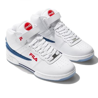 Coca-Cola® and FILA Launch an Apparel and Footwear Collaboration that Offers Timeless Classics and Women and Men