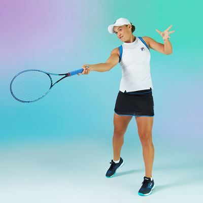 World No. 1 Ash Barty Leads Strong Contingent of FILA Athletes into Paris