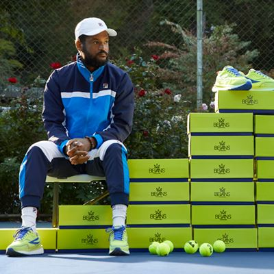FILA and Christopher Bevans Launch Limited-Edition Renno in Tennis-Inspired Colorway