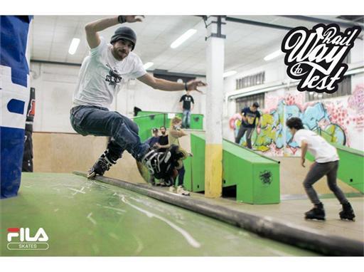 FILA Skates Website