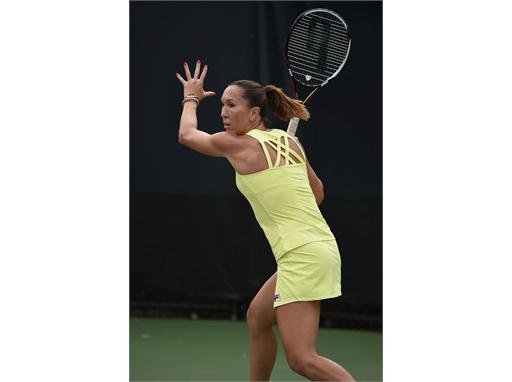 Jelena Jankovic showcases the FILA Goddess collection