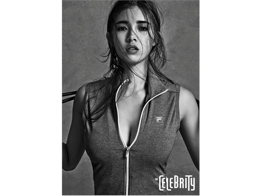 (South Korea) FILA LAUNCHED THE PHOTO BOOK WITH THE CELEBRITY
