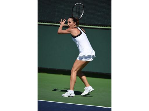 Jelena Jankovic Showcases the FILA Platinum Collection