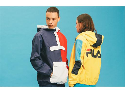 Men's and Women's SS16 Black Line Collection