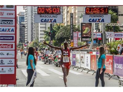 FILA Brazil Sponsors São Silvestre Race