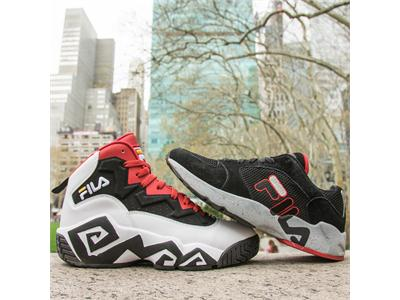 New Volcanic Pack by FILA USA Features the MB and Mindbender