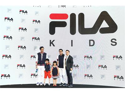 FILA KIDS Fashion Show