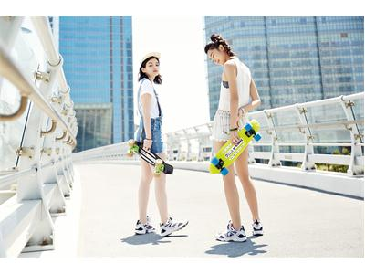 "FILA Korea's Hot New Summer Shoe has Us Longing for ""Bermuda, Beach, Bikini"""