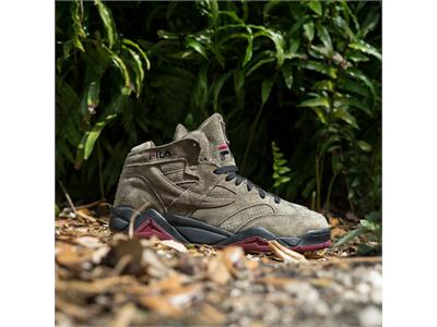 FILA USA's FW2015 Season Heads to the Safari