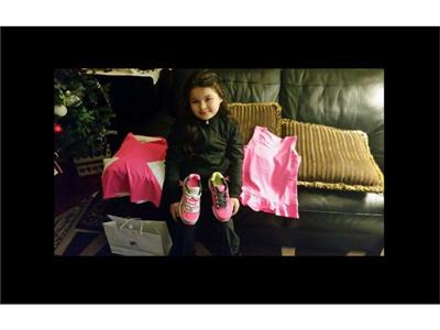 Child Dragged By School Bus Gets Early Christmas From FILA Whose Shoes Protected Her Feet