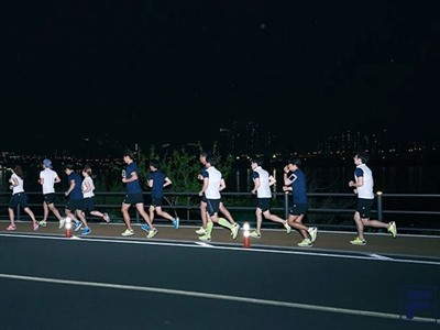 FILA Korea Begins Recreational Running Club