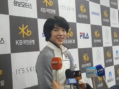 "Korea's ""Figure Skating Prince"" Jun-Hwan Cha Secures First Win at the 71st National Figure Skating C"