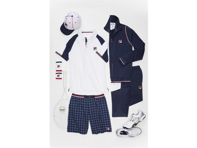 FILA's Sponsored Athletes to Debut Heritage Collection in Melbourne