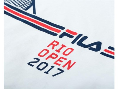 FILA Brazil Designs Special Rio Open Collection to Celebrate the Event