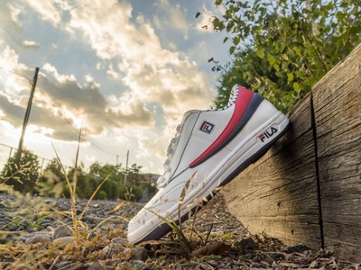 """FILA's """"Between The Lines"""" Pack Celebrates the Brand's DNA"""