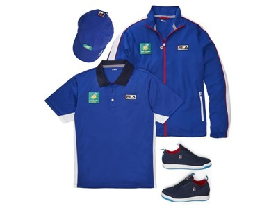 FILA Debuts New Uniform Collection for the BNP Paribas Open Ball Crew, Officials, Staff and Voluntee