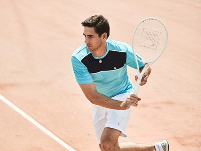 FILA Launches Men's Legend Tennis Collection