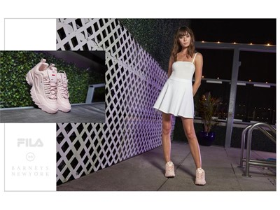 FILA Launches Women's Footwear Styles Exclusive to Barneys New York