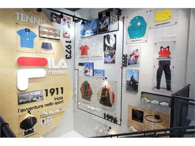 "FILA ""Chungjang-ro Mega Store"" is Reborn as the ""Heritage Museum"""