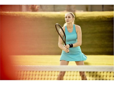 FILA Launches Women's Court Allure Tennis Collection