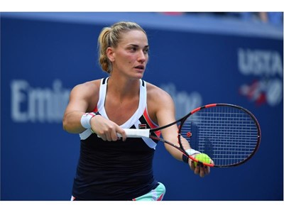 FILA Tennis Athlete Timea Babos Wins Kremlin Cup Doubles Title