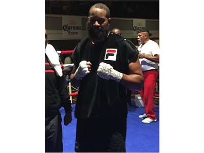 FILA Boxer Darmani Rock Secures Ninth Straight Win
