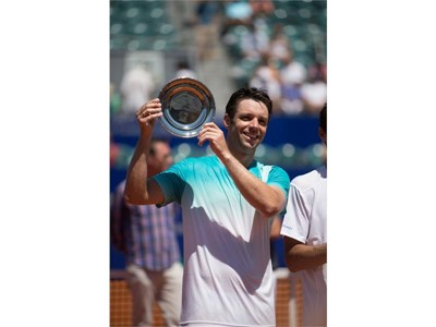 FILA's Sam Querrey Reaches Final at New York Open & Horacio Zeballos Captures Doubles Title at FILA