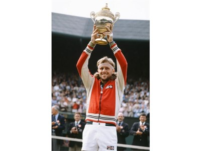 FILA Reunites With Iconic Tennis Legend Bjӧrn Borg As Brand Ambassador