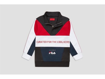 FILA USA and Haus of Jr. Launch Kid's Collection of Apparel and Footwear for Barneys New York