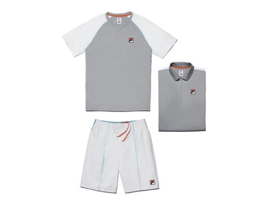FILA Introduces Men's Advantage Collection Ahead of ATP World Tour Finals in London