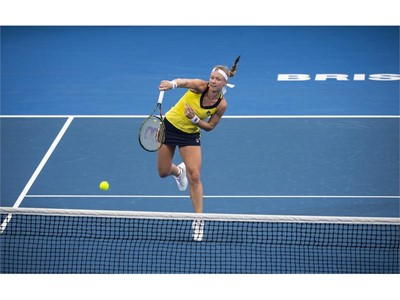 FILA Signs Sponsorship Agreement with WTA Top Ten Ranked Player Kiki Bertens