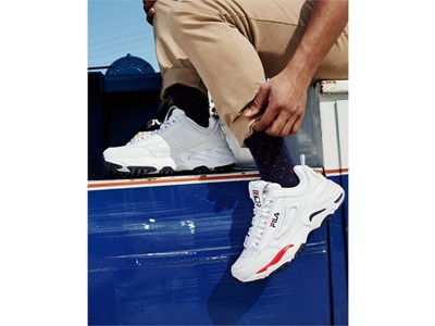 "FILA Launches ""Disruptor Future"" Footwear Collection"
