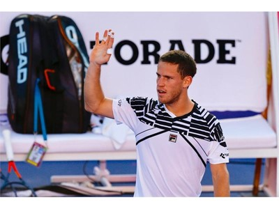 FILA's Diego Schwartzman Claims First Singles Title of 2019 at Los Cabos
