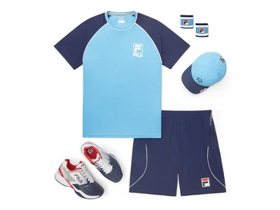 FILA Unveils New Uniform Collection for 2019 Western & Southern Open in Cincinnati