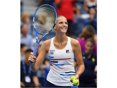 FILA's Karolina Pliskova Wins Zhengzhou Open Title