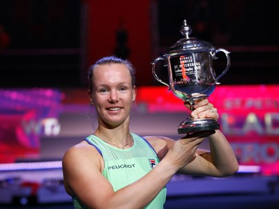 FILA's Kiki Bertens Captures Second Straight St. Petersburg Ladies' Trophy and Horacio Zeballos Triu