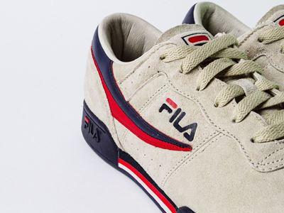 FILA Collaborates with APT.4B to Reintroduce the Original Fitness