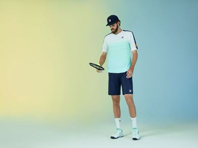 FILA Athletes To Open 2021 Grand Slam Season in New Legend and Back Court Collections