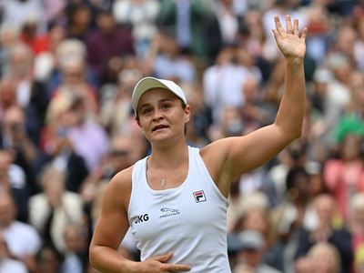 FILA's Ash Barty Captures Second Major Title in London Final