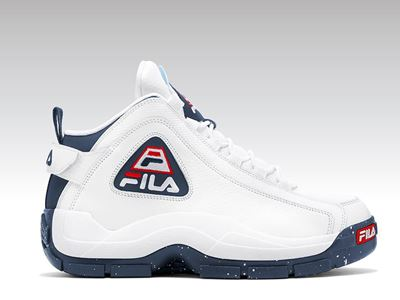 FILA Releases 50 Pairs of the Grant Hill 2 '96 Reissue: Limited Edition