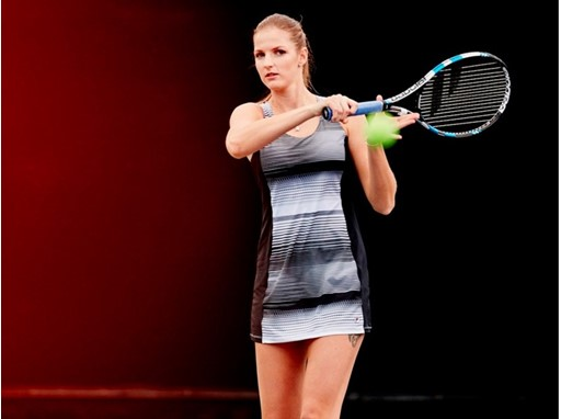 FILA's Karolina Pliskova and Czech Republic Team Win Fed Cup Crown